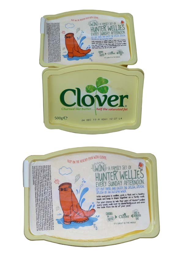 Clover Packet