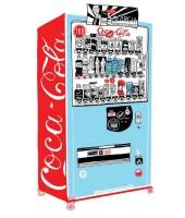 vending machine screen print