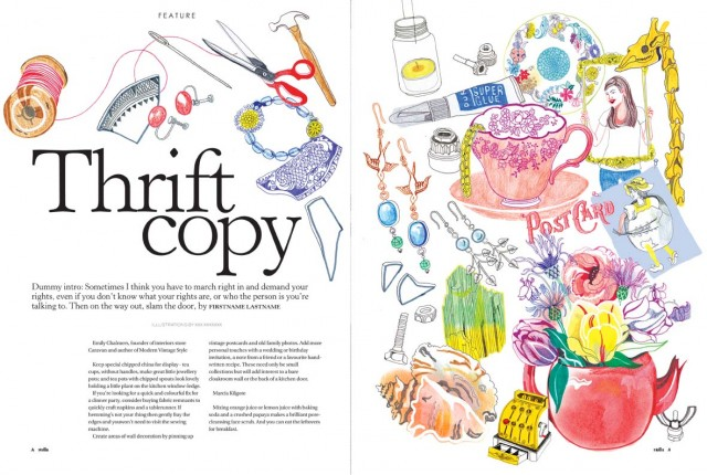 30 Ways to be thrifty -1