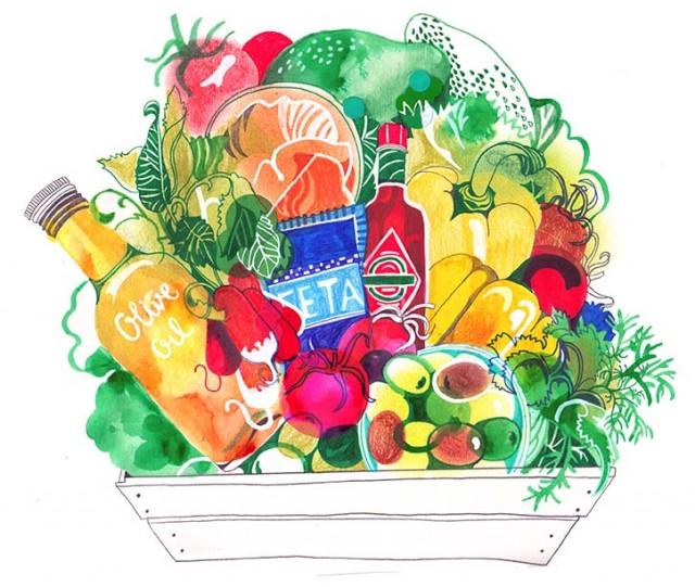 veg box