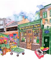A3 pie and mash to print