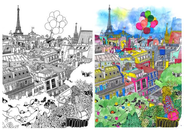 COLOR PARIS 1
