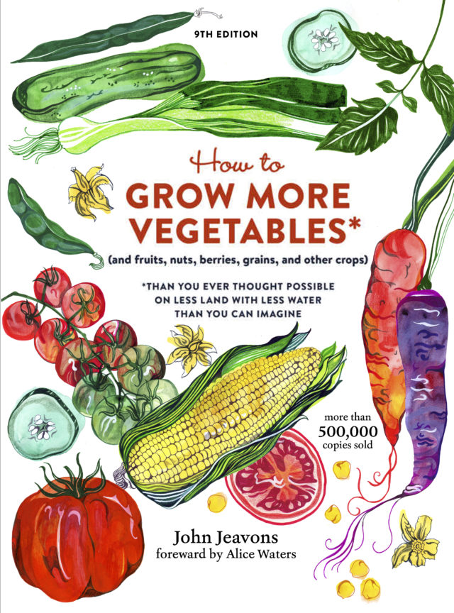 how to grow more vegtables